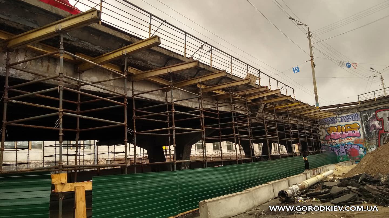 Когда Шулявский мост демонтируют, на дорогах будет ад