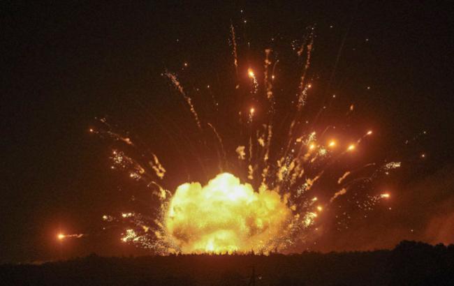 Взрывы в Черниговской области - киевлянам ничего не угрожает