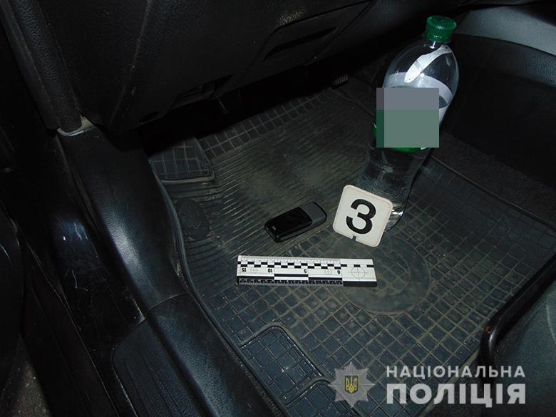В Киеве опасно работать таксистом. Совершено очередное нападение