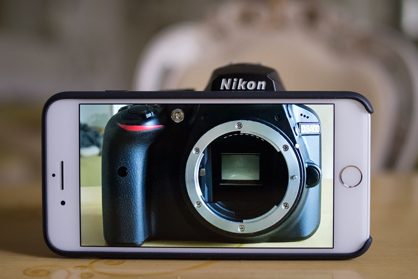 Фото, сделанные на iPhone ничем не уступают зеркальным фотоаппаратам