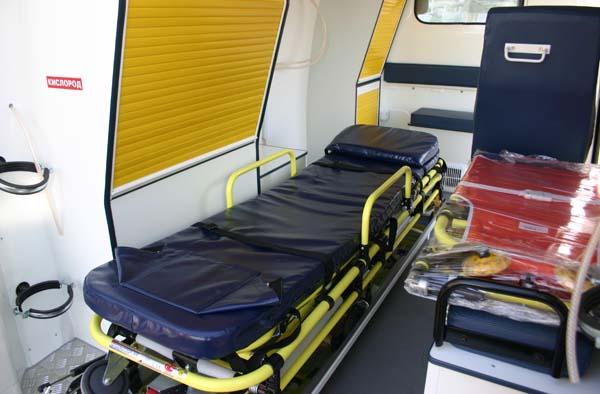 Киевлянина ограбили во время госпитализации