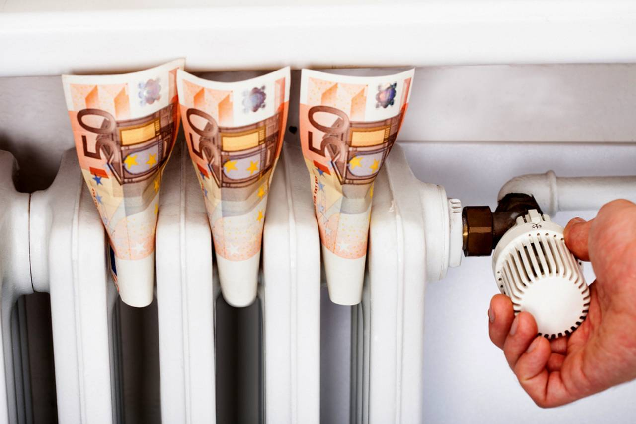 Жителям двух районов Киева придется платить больше остальных за отопление