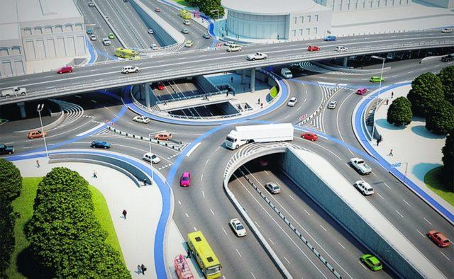 Движение авто при ремонте Шулявского моста будут перекрывать частично
