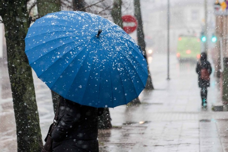 Снег не за горами: синоптики сообщили прогноз на ближайшие дни