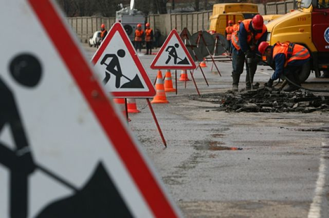 Киевским водителям показали отремонтированные дороги