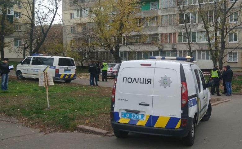 Во дворе жилого дома молодой парень взорвал себя гранатой