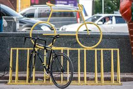 Возле метро появятся перехватывающие велопарковки