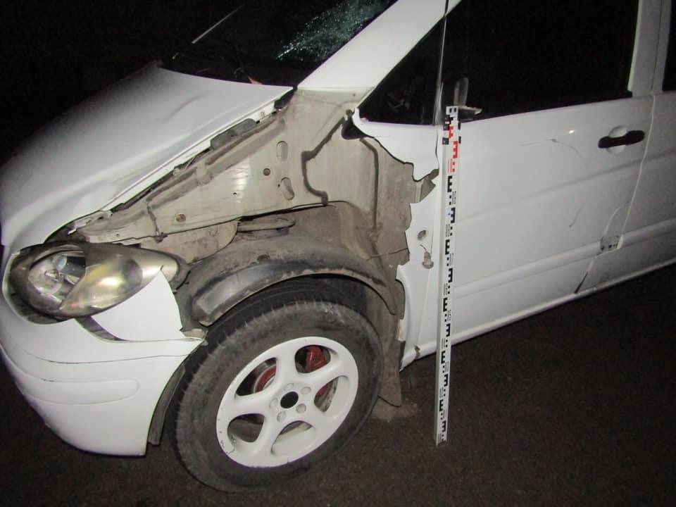Под Киевом подросток погиб под колесами микроавтобуса