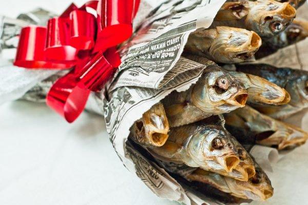 Киевлянка чуть не умерла после употребления рыбки