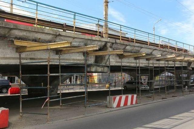 Шулявский мост демонтируют в следующем году