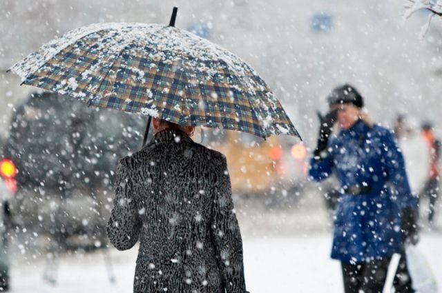 Киевских водителей предупреждают об ухудшении погодных условий