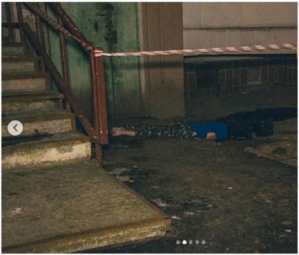 В Киеве женщина пришла в гости к родственникам и совершила суицид