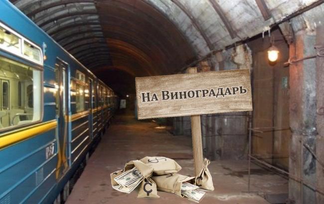 Кличко анонсировал начало строительства метро на Виноградарь
