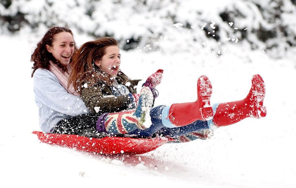 Зимние тренировки — занятия спортом без оглядки на погоду