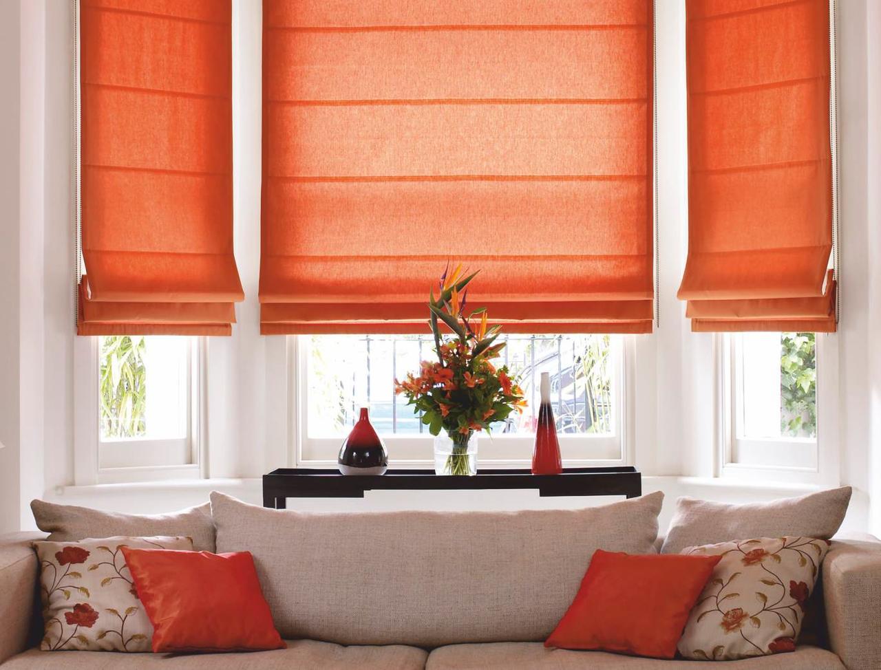На что нужно обращать внимание, покупая римские шторы?