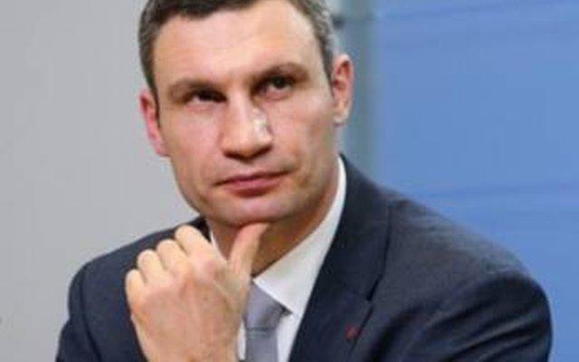 Кличко уволил транспортного руководителя