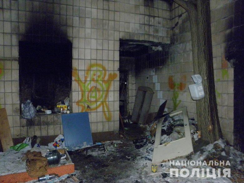 Житель Киевщины зарезал бездомную в Святошинском районе столицы