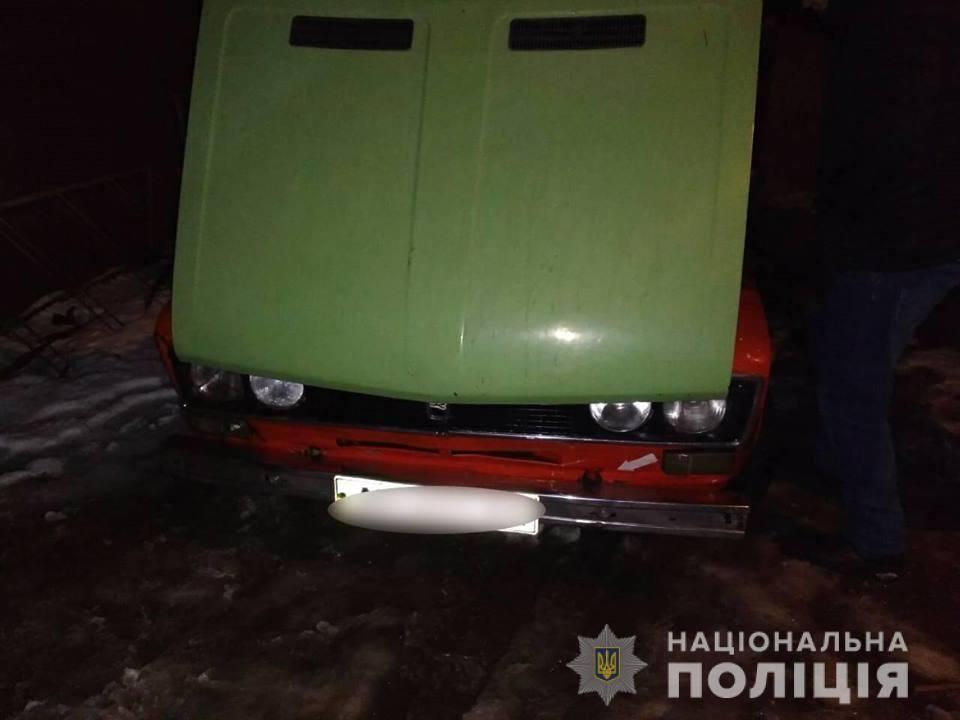 Под Киевом подросток на авто сбил насмерть пешехода