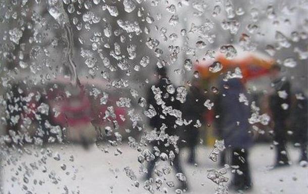 С 15-го декабря в Киеве снова ожидается ухудшение погоды