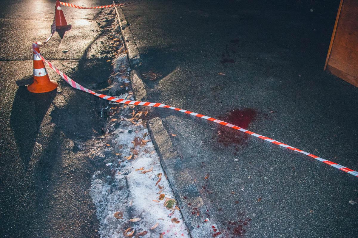 В Киеве неизвестные устроили драку со студентами КПИ