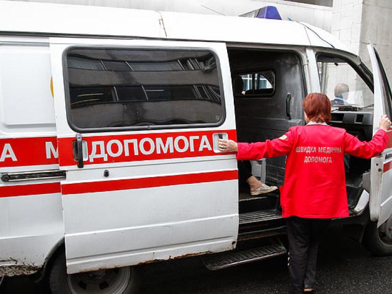 В квартире жилого дома в Киеве обнаружен мумифицированный труп женщины