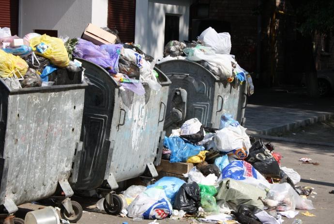 В Киеве подорожает еще одна коммунальная услуга - вывоз мусора