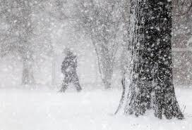 В школах могут отменить уроки, если будет сильный снегопад