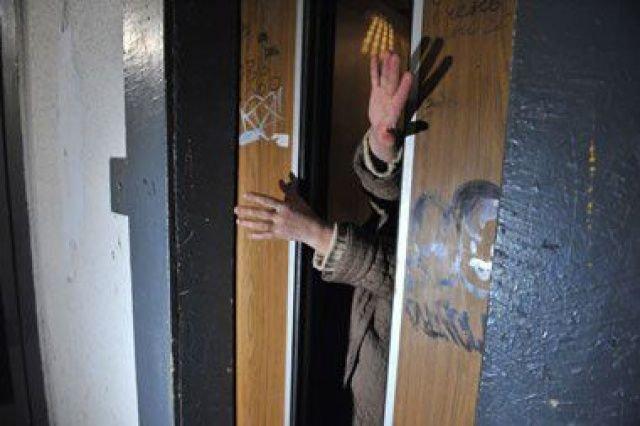 В киевском доме лифт едва не убил двухмесячного ребенка