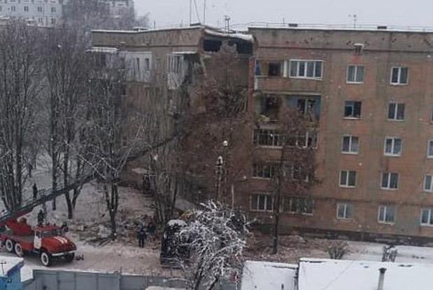 В Фастове прогремел взрыв - разрушился дом