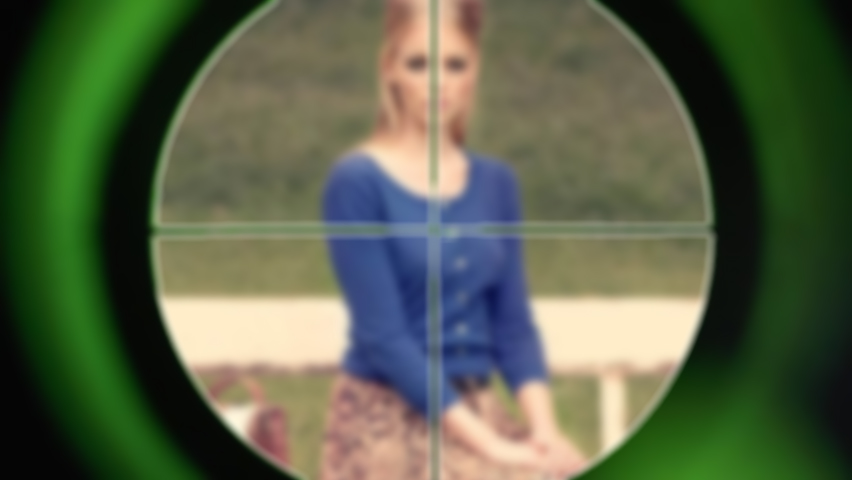 В Киеве будут судить женщину-стрелка, которая из винтовки ранила молодую девушку