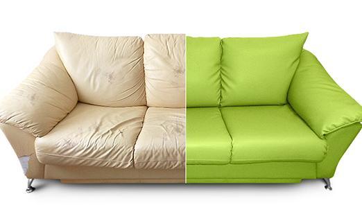 Перетяжка мягкой мебели: какие материалы используются?