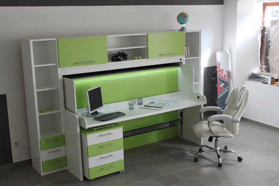 Детская комната: мебель-трансформер