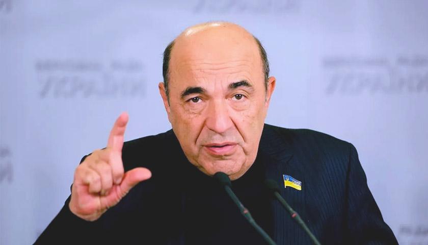 Рабинович: Доверие к Медведчуку со стороны России нужно использовать в украинских целях