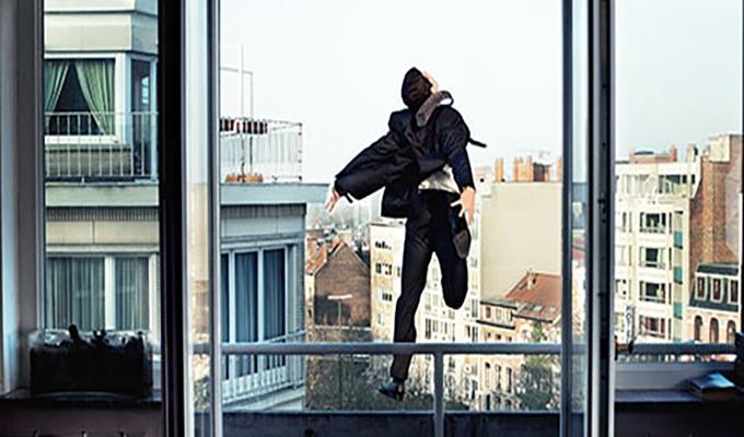 Мужчина выпрыгнул из окна после ссоры с женщиной