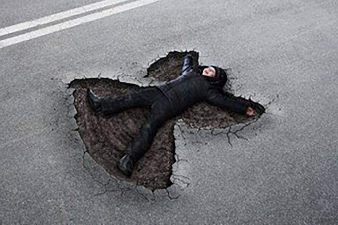 """Киевлянам на Новый год придется смотреть на """"серый асфальт"""""""