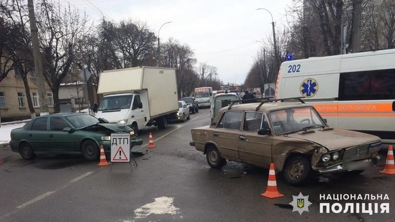 За Киевом в канун праздников из-за пьяного водителя пострадали дети