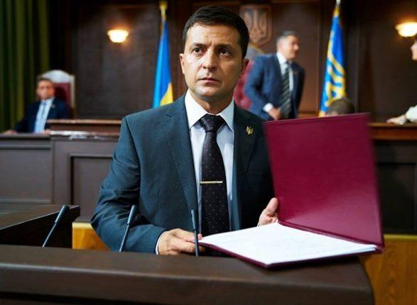 У кандидата в президенты Владимира Зеленского не оказалось предвыборной программы