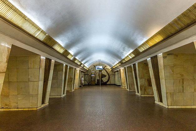 В метро Киева переоборудуют станцию Политех