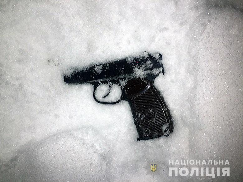 Полувековой киевлянин расстрелял учебное заведение
