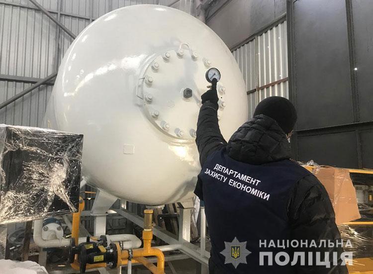 В Киеве не стало места для хранения сжиженного газа