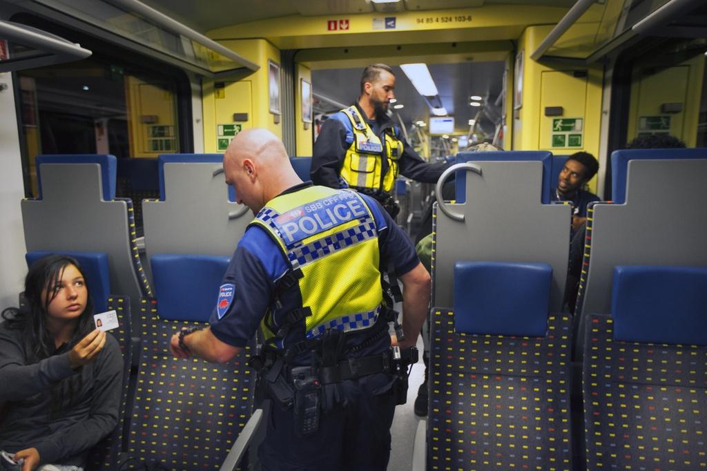 В киевском транспорте безбилетников будут ловить полицейские