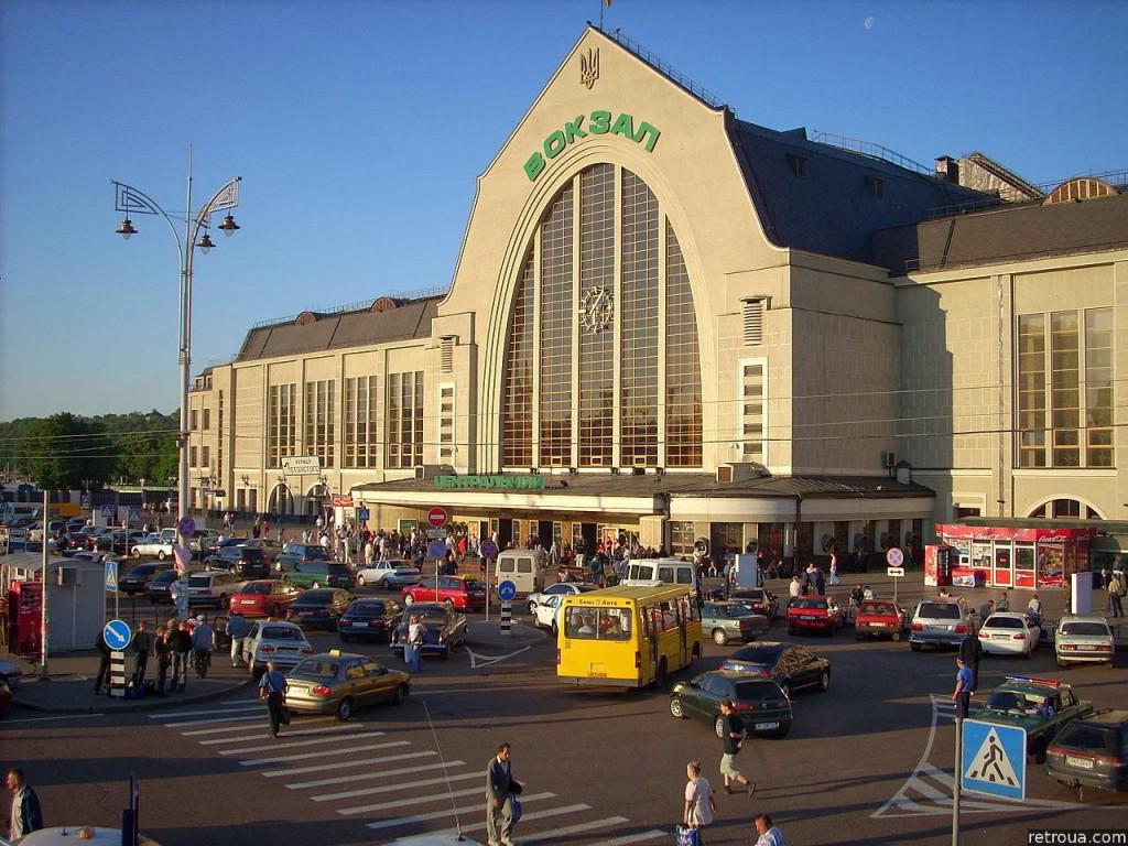 Кличко намерен преобразить центральный железнодорожный вокзал