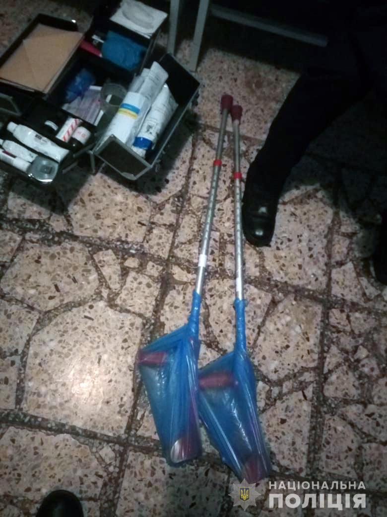 В киевской больнице пациент убил соседа по палате