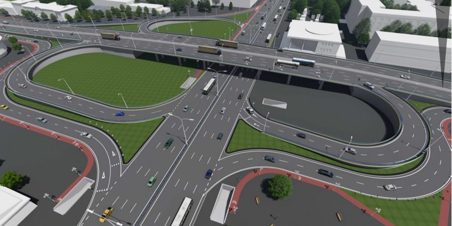 Стало известно, как будет выглядеть Шулявский мост после ремонта