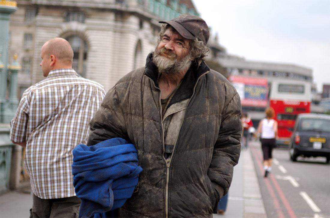 В КГГА решили вплотную заняться бездомными в столице
