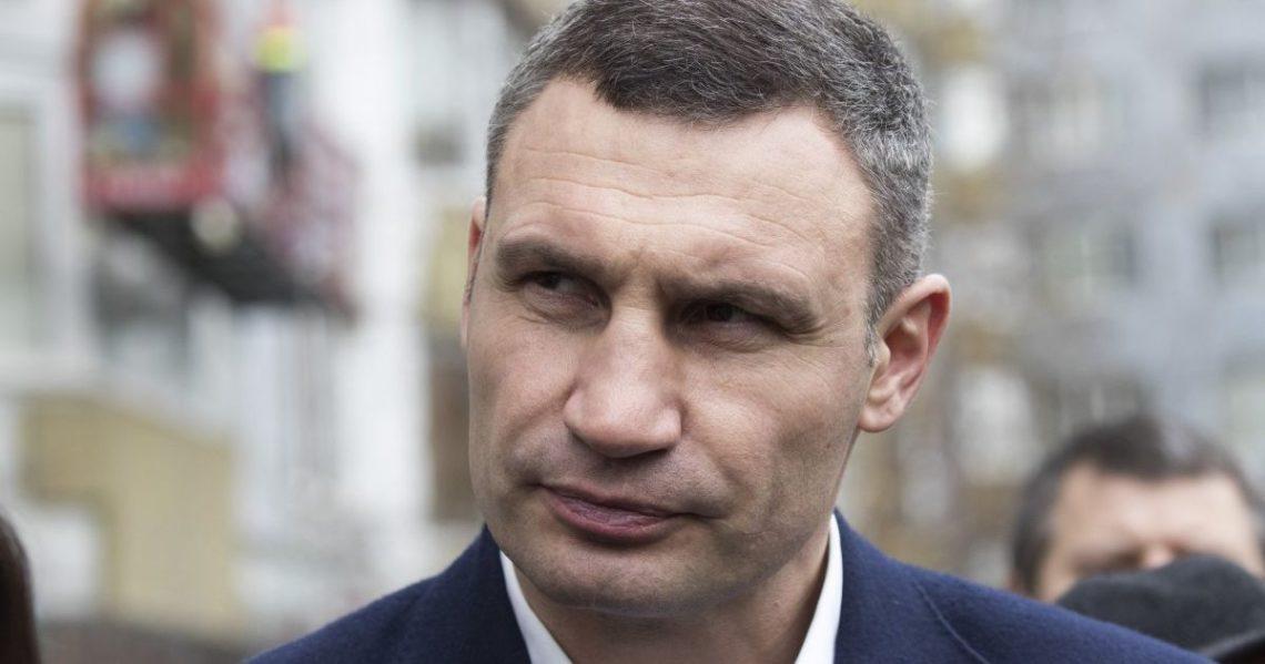 Виталий Кличко госпитализирован с обострением старой травмы спины