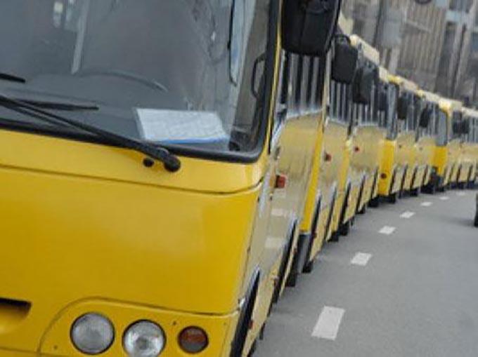 В КГГА сообщили, когда жители Киева перестанут ездить в маршрутках