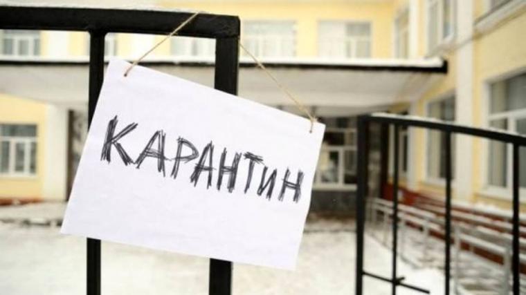 В Киеве массово закрываются школы на карантин из-за гриппа и ОВРИ