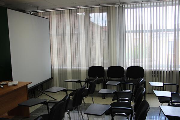 кабинет для демонстрационного показа