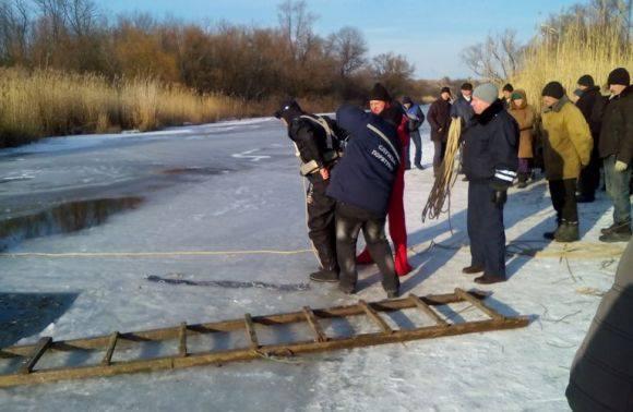 В речке Лыбидь на ул. Борщаговской утонул мужчина